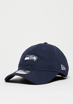 Baskeball-Cap 9Twenty Unstructured NFL Seattle Seahawks oceanside blue
