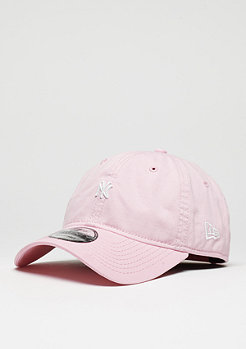 Baseball-Cap 9Twenty Unstructured MLB New York Yankees pink/white