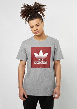 T-Shirt BLKBRD Logo core heather