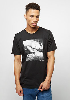 T-Shirt London Photo black