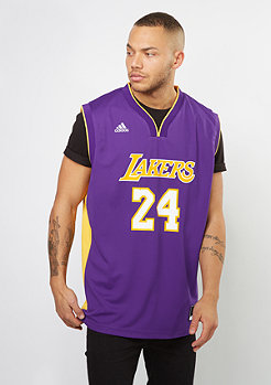 adidas INT Replica Los Angeles Lakers purple