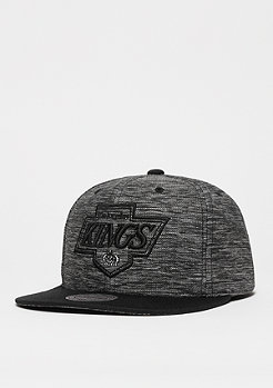 Snapback-Cap Prime Knit NHL Los Angeles Kings black/black