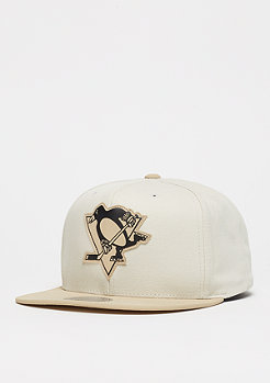 Snapback-Cap Serve NHL Pittsburgh Penguins stone