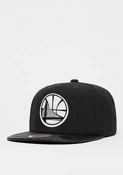 Snapback-Cap Ultimate NBA Golden State Warriors black