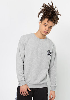 Sweatshirt Crest grey