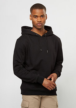 Hooded-Sweatshirt Basic black