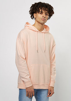 Hooded-Sweatshirt Oversized pink