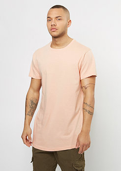 Urban Classics T-Shirt Shaped Long rose
