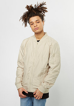 Light Bomber Jacket sand