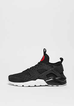 Air Huarache Run Ultra Premium black/black/university red