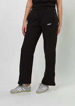 Trainingshose Wide Sweatpant black