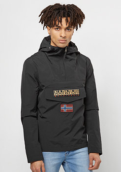 Übergangsjacke Rainforest M Sum black