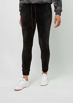 Urban Classics Trainingshose Velvet Pants black