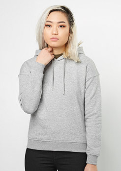 Hooded-Sweatshirt grey