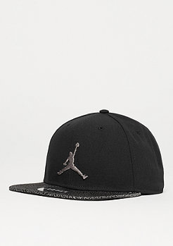 Snapback-Cap Elephant Bill black/dust