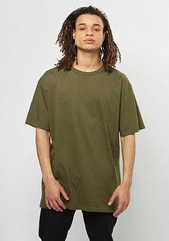 T-Shirt Oversized olive