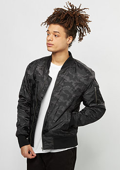 Tonal Camp Bomber black