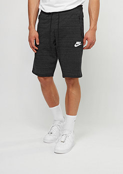 NIKE Sport-Short AV15 Knit black/heather/white