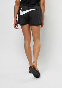 Short Swoosh Mesh black/black/white