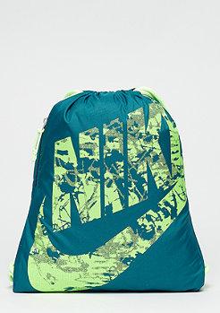 NIKE Turnbeutel Heritage legion blue/ghost green/ghost green
