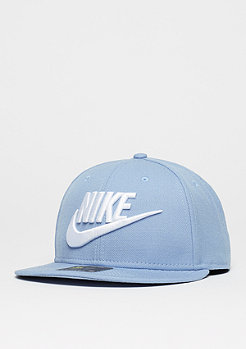 Snapback-Cap Futura True work blue/work blue/black