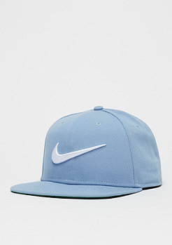 Snapback-Cap Swoosh Pro work blue/pine green/black