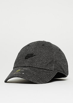 H86 Cap Red Label black heather/black/black