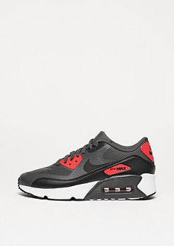 NIKE Schuh Air Max 90 Ultra 2.0 (GS) anthracite/black/university red