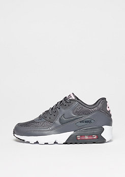 NIKE Schuh Air Max 90 SE Mesh (GS) dark grey/anthracite/white