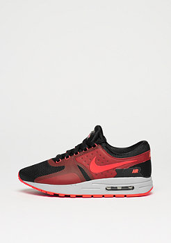 NIKE Schuh Air Max Zero Essential (GS) black/bright crimson/gym red