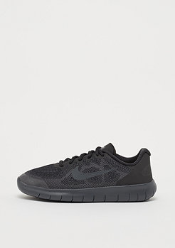 NIKE Free RN 2017 (GS) black/anthracite/dark grey