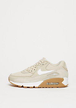 NIKE Wmns Air Max 90 oatmeal/white/gum light brown