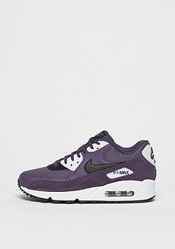 NIKE Schuh Wmns Air Max 90 dark raisin/black/white