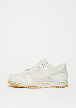 NIKE Schuh Dunk Low Premium light bone/light bone/gum yellow