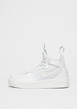 NIKE Basketballschuh Wmns Air Force 1 Ultraforce Mid summit white/summit white
