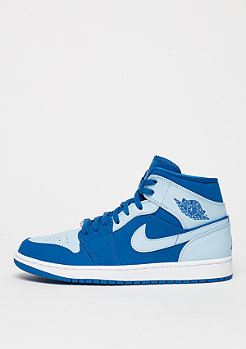 Jordan Schuh Air Jordan 1 Mid team royal/ice blue/white