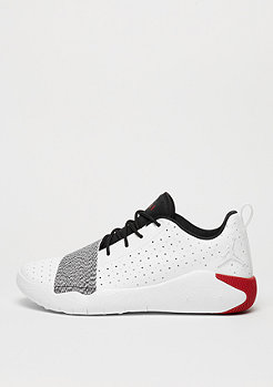 Basketballschuh Breakout white/white/gym red