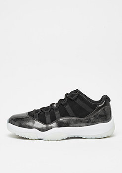 Air Jordan 11 Retro Low black/white/metallic silver