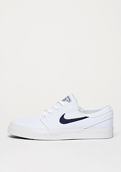 Schuh Air Zoom Stefan Janoski Canvas white/obsidian