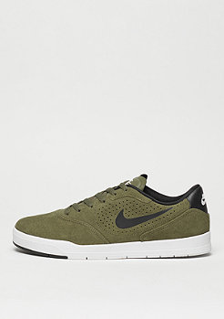 Skateschuh Paul Rodriguez 9 medium olive/black/white