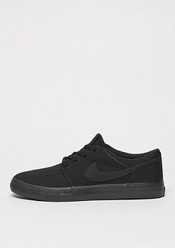Solarsoft Portmore II Canvas black/black