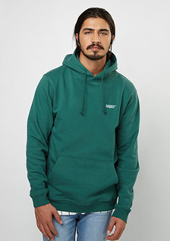 Hooded-Sweatshirt Chest Logo jasper