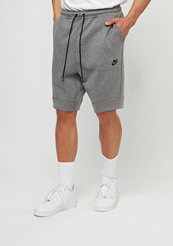 NIKE Sport-Short Tech Fleece carbon heather/cool grey/black
