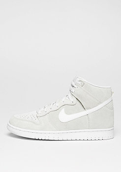 NIKE Basketballschuh Dunk Hi off white/white