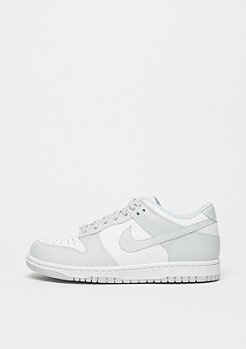Basketballschuh Wmns Dunk Low white/pure platinum