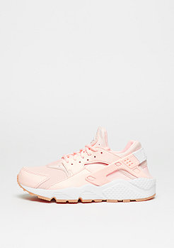 NIKE Schuh Wmns Air Huarache Run sunset tint/white/gum yellow