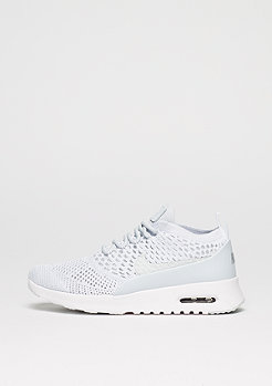 NIKE Air Max Thea Flyknit pure platinum/pure platinum/white