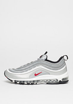 NIKE Schuh Air Max 97 OG metallic silver/varsity red/black