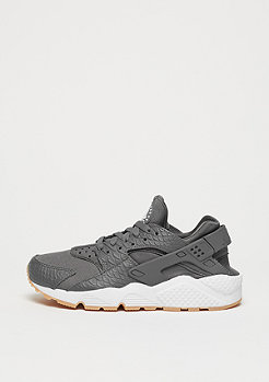 NIKE Laufschuh Wmns Air Huarache Run SE dark grey/dark grey/gum yellow