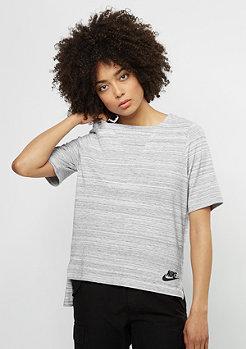 T-Shirt AV15 Top Knit white/black